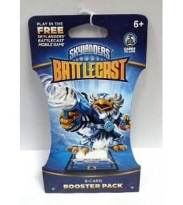 Skylanders battlecast Pack Booster 8 cartes n°2