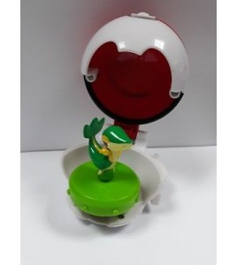 Pokémon - Figurine - Clip'n Carry Poké Ball - Pokéball