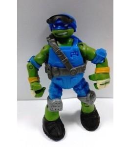 Figurine tortues ninja TMNT Leonardo 2013 viacom 12cm