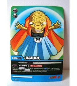 Dragon Ball db-109 Carte Dragon Ball Z badidi