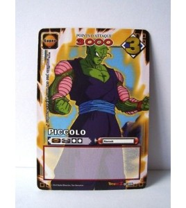 Piccolo - D-386 - Carte Dragon Ball Z Série 9