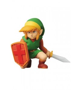 Nintendo mini figurine Medicom UDF série 1 Link (The Legend of Zelda) 6 cm