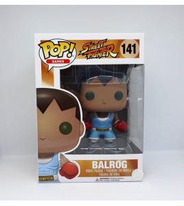 Figurine Pop Funko Street Fighter - Pop Vinyl 141 Balrog 9 cm