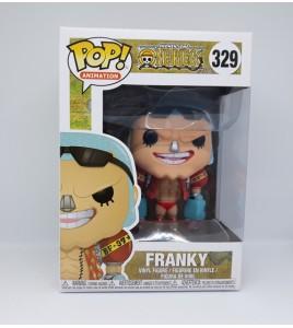 Figurine Pop Funko One Piece - POP Vinyl 329 Franky 9 cm
