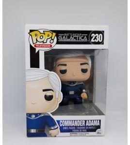 Figurine Pop Battlestar Galactica - POP Vinyl 230 Adama 9 cm
