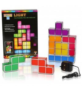 TETRIS Lampe magique - Tetris Light Paladone - éclairage ambiance
