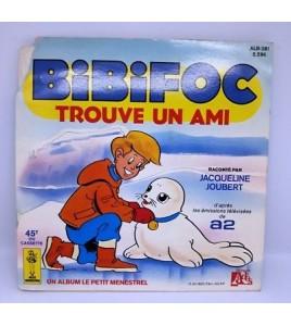 BIBIFOC trouve un ami  JACQUELINE JOUBERT - TV A2 - EP 7 DISQUE-LIVRE