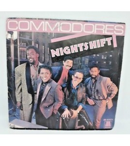 Vinyle 45T Commodores Nightshift