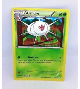 Carte pokemon française CIEL RUGISSANT ARMULYS 4108 80PV