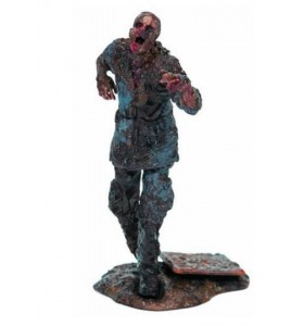The Walking Dead TV Version figurine Mud Walker 13 cm Serie 7