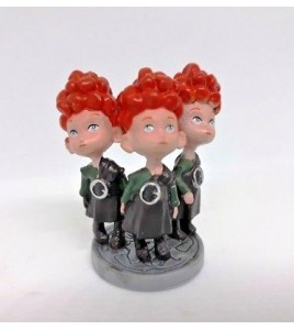 figurine disney trio