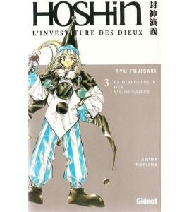 Hoshin Tome 3 La Dialectique Des Visionnaires