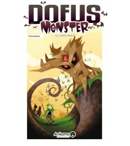 Dofus Monster Tome 1 Le Chêne Mou