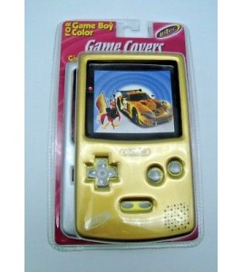 Coques  Game Covers - Intec - Nintendo Game Boy Color GBC - Neuf Sous Blister