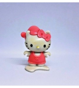 petite figurine hello kitty sanrio  3cm