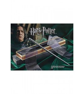 Harry Potter réplique baguette de Severus Rogue