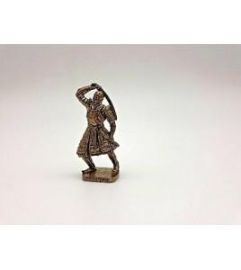 Jouet kinder métallique - samourai