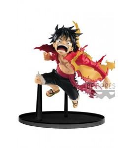 One Piece figurine BWFC Vol. 4 Monkey D. Luffy by Kengo 12 cm