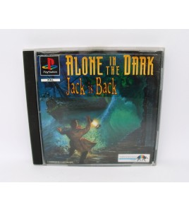 Alone In The Dark Jack is Back sur Playstation 1