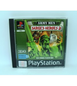 Army Men Sarge's Heroes 2 sur Playstation 1