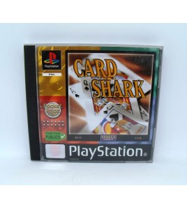 Card Shark sur Playstation 1