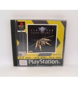 Firestorm-Thunderhawk 2 sur Playstation 1