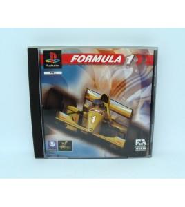 Formula 1 sur Playstation 1