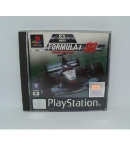 Formula 1 98 sur Playstation 1