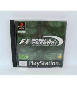 Formula One 2001 sur Playstation 1