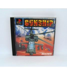 Gunship sur Playstation 1