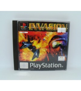 Invasion sur Playstation 1