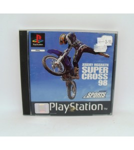 Jeremy McGrath Supercross 98 sur Playstation 1