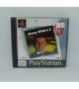 Jimmy White's 2: Cueball sur Playstation 1