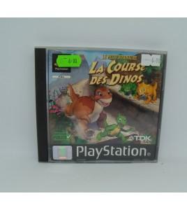 La Course des Dinosaures sur Playstation 1