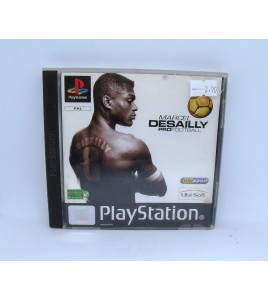 Marcel Desailly Pro Football sur Playstation 1