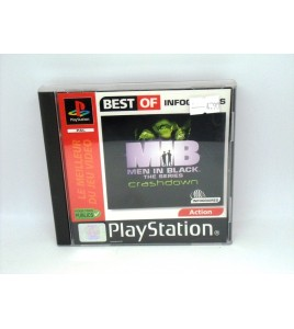 Men In Black: The Series-Crashdown sur Playstation 1