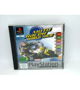 Moto Racer World Tour Platinum sur Playstation 1