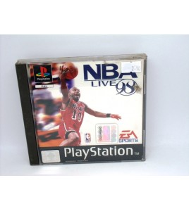 NBA Live 98 sur Playstation 1