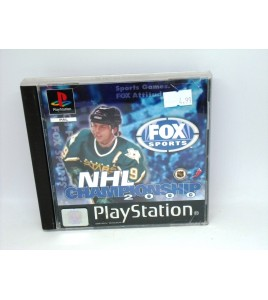 NHL Championship 2000 sur Playstation 1