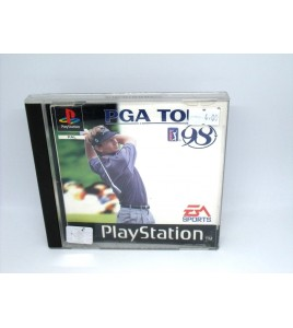 PGA TOUR 98 sur Playstation 1