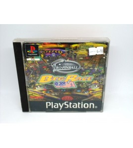 Pro Pinball Big Race USA sur Playstation 1