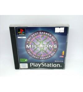 Qui Veut Gagner Des Millons sur Playstation 1
