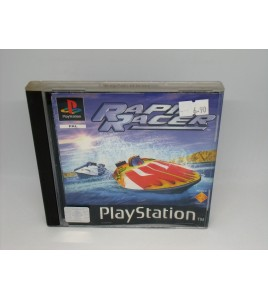 Rapid Racer sur Playstation 1