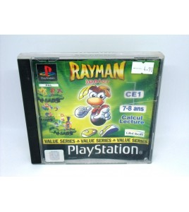 Rayman Junior sur Playstation 1