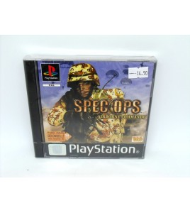 Spec Ops: Airborne Commando Neuf sur Playstation 1
