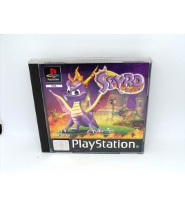 Spyro The Dragon sur Playstation 1