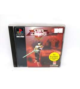 Star Gladiator Episode: 1 Final Crusade sur Playstation 1
