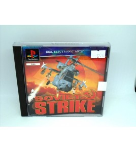 Soviet Strike sur Playstation 1