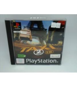 Taxi 2 sur Playstation 1