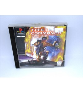 Time Commando sur Playstation 1